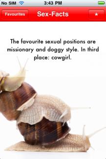 Sex-Fakten