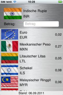 euro baht umrechnen