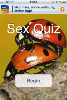 Sex Quiz Free