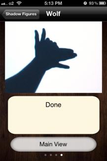 Schattenbilder Anleitungen