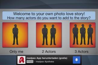 Foto Love Story - du spielst mit!
